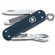 Canivete Suiço Victorinox Limited Edition 2015 Classic Alox Blue 0.6221.L15