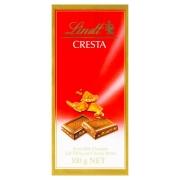 Chocolate ao leite com crocante Lindt Cresta 100g