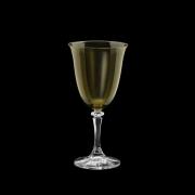 Conjunto Taça Água Kleopatra Branta 6 Peças Bohemia 360ml