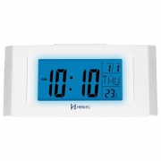Despertador Digital Branco 2978 Herweg