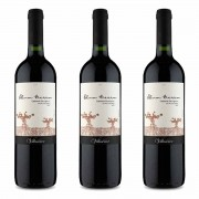 Kit3 Vinho Tinto Chileno Alma Tierra Cabernet Sauvignon 2018