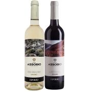 Kit 2 Vinho Branco/Tinto Português Esporão Assobio Douro