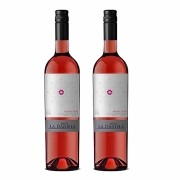 Kit 2 Vinho Tinto Argentino Finca La Daniela Rosé de Malbec