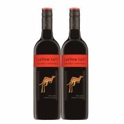Kit 2 Vinho Tinto Australiano Yellow Tail Cabernet Sauvignon 2019