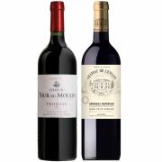 Kit 2 Vinhos Bordeaux: Fronsac e Bordeaux Supérieur França