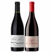 Kit 2 Vinhos Franceses Côte du Rhone e Languedoc