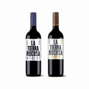 Kit 2x Vinho Tinto Chileno La Tierra Rocosa Camenere/Merlot