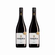 Kit 2x Vinho Tinto Português Casa Relvas Madxa 2018