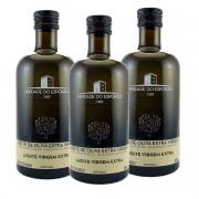 Kit 3 Azeite de oliva extra virgem Português Herdade do Esporão 500ml