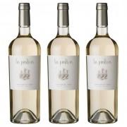 Kit 3x Vinho Branco Argentino Las Perdices Pinot Grigio 2020
