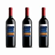 Kit 3x Vinho Tinto Chileno Desierto Florido Merlot 2019