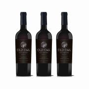 Kit 3x Vinho Tinto Chileno Old Oak Gran Reserve Cabernet Sauvignon 2018