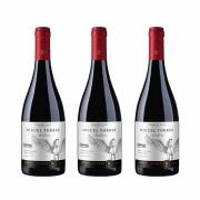 Kit 3x Vinho Tinto Chileno Orgânico Miguel Torres Pinot Noir 2019