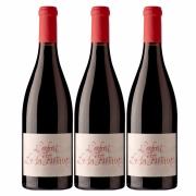 Kit 3x Vinho Tinto Francês L'Esprit de La Fontaine Languedoc 2016