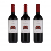 Kit 3x Vinho Tinto Uruguaio Narbona Puerto Carmelo Tannnat