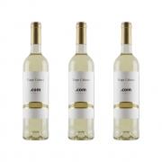 Kit 4x Vinhos Brancos Português Cartuxa EA e Tiago Cabaço.com 750ml