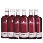 Kit 6 Vinagres de Vinho Português Esporão Acidez 7% 500ml