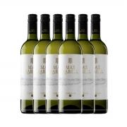 Kit 6x Vinho Branco Espanhol Torres Mas Rabell Parellada Garnacha Blanca 750ml 2019