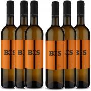 Kit 6x Vinho Branco Português Bis Regional Alentejano 2018