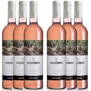 Kit 6x Vinho Português Rose Esporão Assobio Douro 750ml 2019