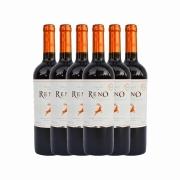 Kit 6x Vinho Tinto Chileno Reno Cabernet Sauvignon 2019
