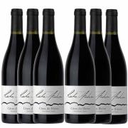 Kit 6x Vinho Tinto Francês Roche Audran Côtes du Rhône 2018