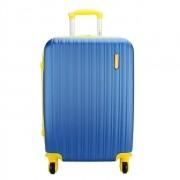 Mala Viagem de Carrinho YS02019AR-18 Pequena  18'' 360° em ABS Yins YS02019AR-18