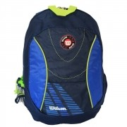 Mochila Esportiva Ix12255b Azul - Wilson - Unissex