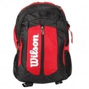 Mochila Esportiva Unissex Wilson 35 litros Preta/Vermelha WTIX13344E