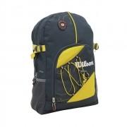 Mochila Esportiva Wtix12265d 21l Cinza/amarelo - Wilson