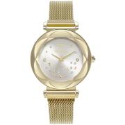 Relógio Analógico Feminino Dourado Technos 039DD/1K
