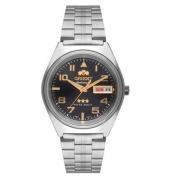 Relógio Automático Masculino Prata Orient 469SS083F G2SX