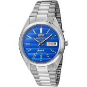Relógio Automático Masculino Prata Orient 469WA3F A1SX