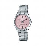 Relógio Casio Collection Analógico Feminino LTP-V005D-4B