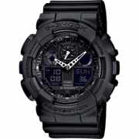 Relógio Casio G-Shock Anadigi Masculino GA-100-1A1DR