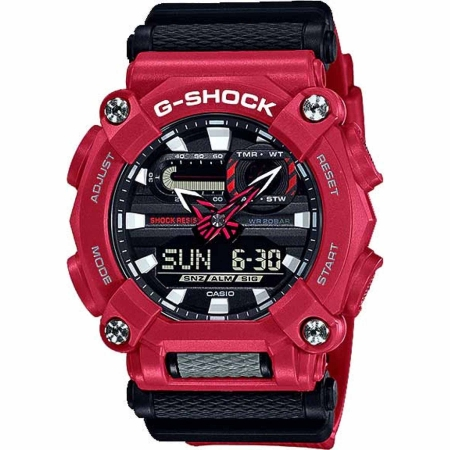 Relógio Casio G-Shock Anadigi Masculino GA-900-1A4