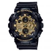 Relógio Casio G-Shock Dourado Masculino Anadigi GA-140GB-1A1