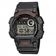 Relógio Casio Vibration Alarm Digital Masculino W-735H-8AVDF
