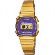 Relógio Casio Vintage Digital Feminino La670wga-6df