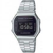 Relógio Casio VIntage Digital Unissex A168WEM-1DF-BR
