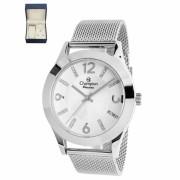 Relógio Champion Feminino Kit Semijóia CN28713O