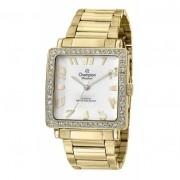 Relógio Champion Feminino Kit Semijóia CN28786W