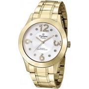 Relógio Champion Feminino Kit Semijóia CN29178B