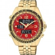 Relógio Citizen Promaster Wingman VI Anadigi Masculino JQ8003-51W - TZ10075V