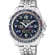 Relógio Citizen Promaster Wingman VI Anadigi Masculino JQ8007-51L