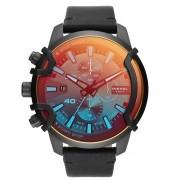Relógio Diesel Masculino Furta Cor Griffed DZ4519/1PN
