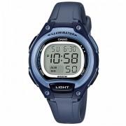 Relógio Feminino Casio Digital LW2032AVDF - Azul