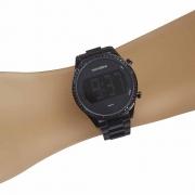 Relógio Feminino Digital Mondaine 32122LPMVPF3
