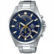 Relógio Masculino Casio Edifice Cronógrafo Analógico EFV-530D-2AVUDF