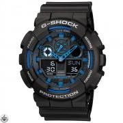 Relogio Masculino Casio G-shock Anadigi - Ga-100-1a2dr
